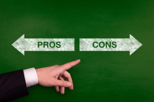 Pros and Cons of Saving Accounts