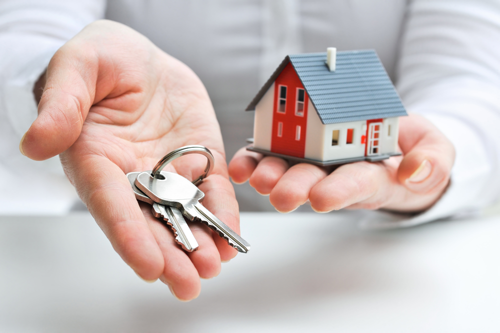 buying your first home