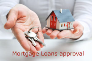 Mortgage loans approval
