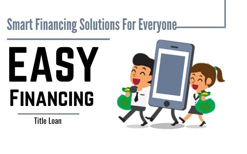 Easy Finance car title loan